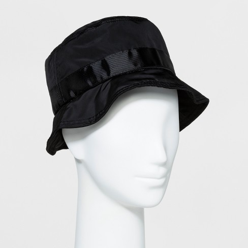 Women's Bucket Hat - Mossimo Supply Co.™ Black - image 1 of 1