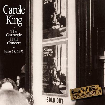 Carole King - Carole King The Carnegie Hall Concert June 18, 1971 (CD)