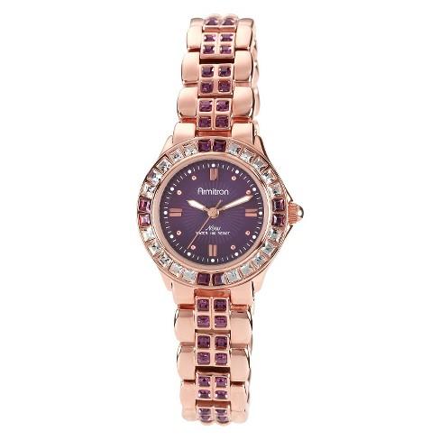 Women's Armitron Crystal Watch - image 1 of 1