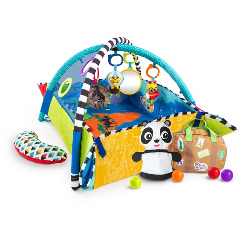 Baby Einstein™ 5-in-1 World of Discovery Learning Gym - image 1 of 8