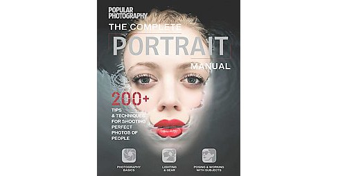 Complete Portraits Manual (Hardcover) - image 1 of 1