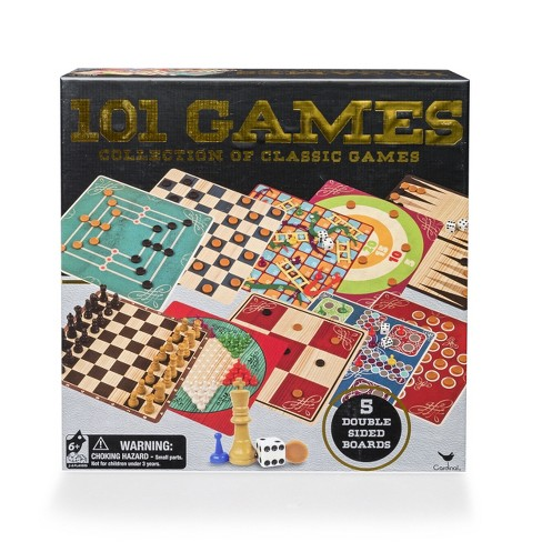 101 Games: Collection of Classic Games