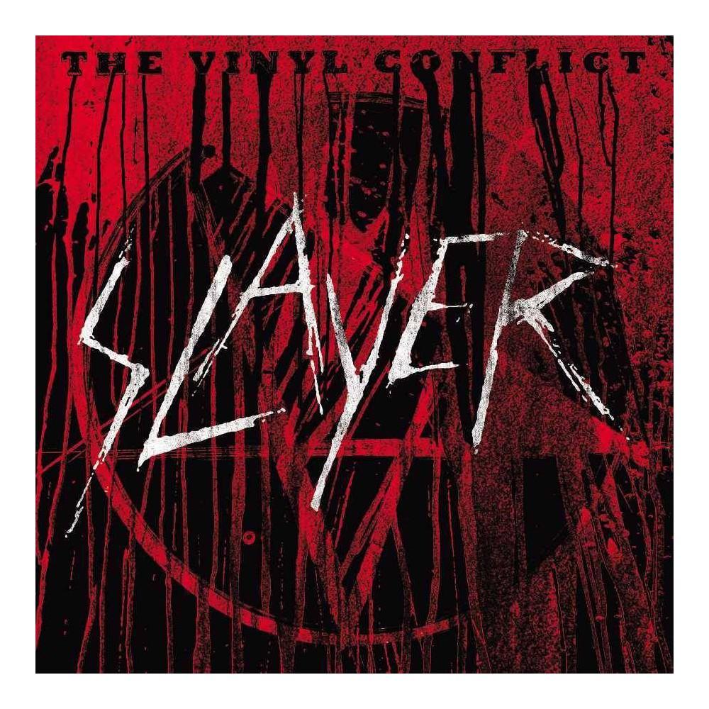 Slayer - Vinyl Conflict, Music