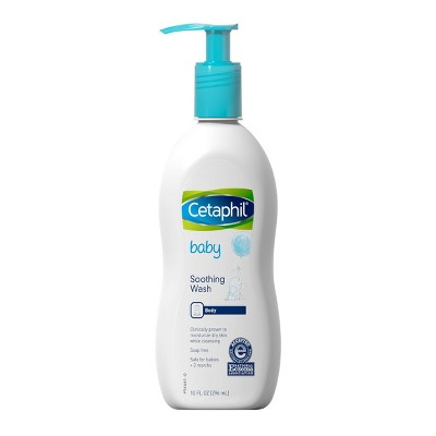 Cetaphil Baby Soothing Body Wash - 5oz