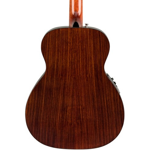 88423b920d Fender CT-140SE With Case Travel Acoustic-Electric Guitar Natural : Target