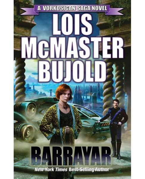 Barrayar (Reissue) (Paperback) (Lois McMaster Bujold) - image 1 of 1