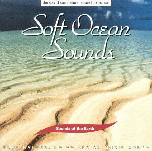 Artist not provided - Soft ocean sounds (CD) - image 1 of 1