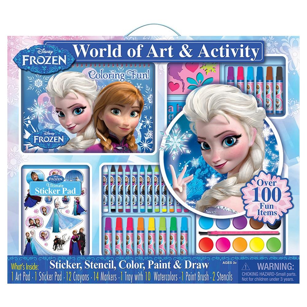 Bendon Frozen Giant Art Activity Set