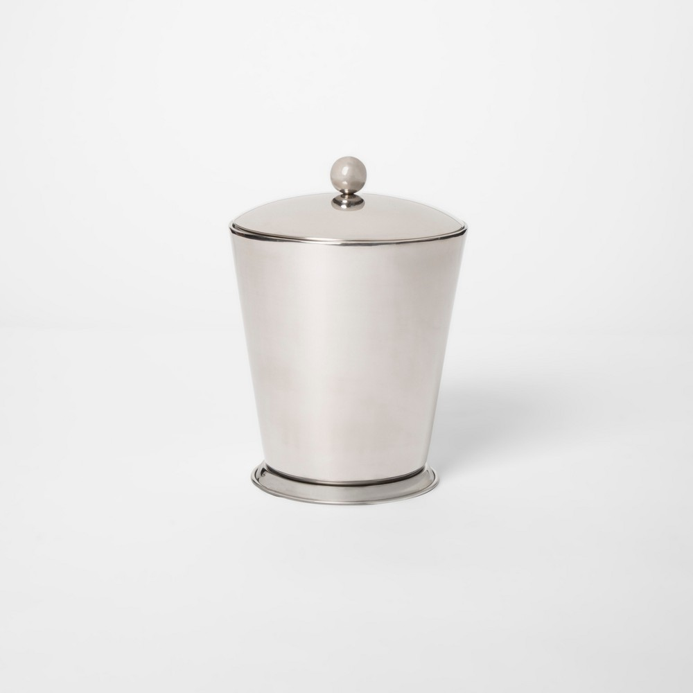 Image of 2.5L Stainless Steel (Silver) Ice Bucket - Threshold