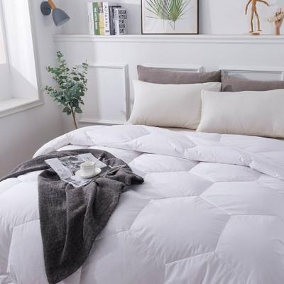 Honeycomb Down Alternative Comforter - St. James Home