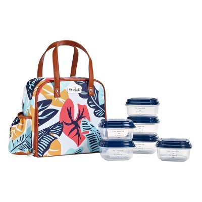 Fit & Fresh Wichita Lunch Kit - White Cloud Forest
