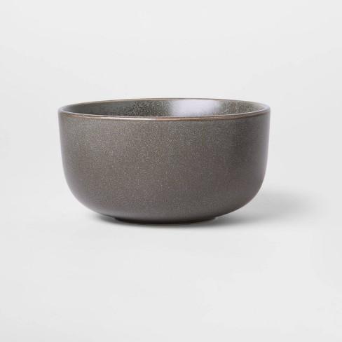 23oz Tilley Stoneware Cereal Bowl Black - Project 62™ - image 1 of 3