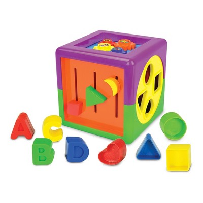 The Learning Journey My First Activity Cube (9pc)