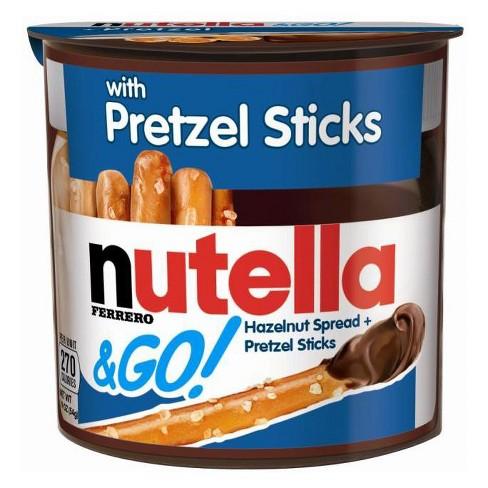 Nutella & Go! Hazelnut Spread & Pretzel Sticks - 1.9oz - image 1 of 3