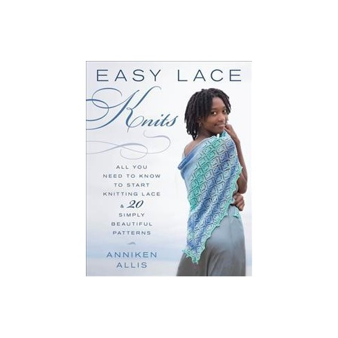 Easy Lace Knits All You Need To Know To Start Knitting Lace 20