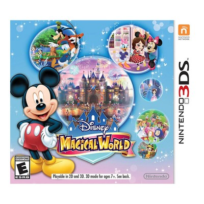Disney: Magical World - Nintendo 3DS Digital