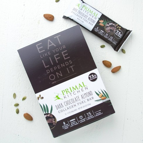 Primal Kitchen Nut & Seed Protein Bar - Dark Chocolate Almond - 12ct - image 1 of 2