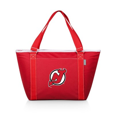 NHL New Jersey Devils Topanga Cooler Tote Bag - Red