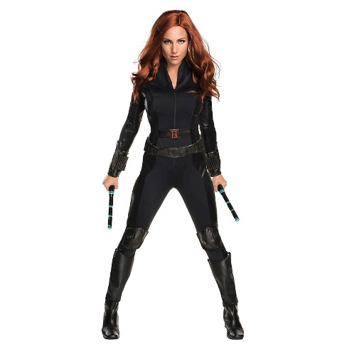 Adult Marvel S Avengers Captain America Civil War Black Widow Secret Wishes Costume Target Buy captain marvel halloween costumes, cheap captain marvel cosplay costumes low price, just choose your favorite superhero captain marvel product name: adult marvel s avengers captain america civil war black widow secret wishes costume xs