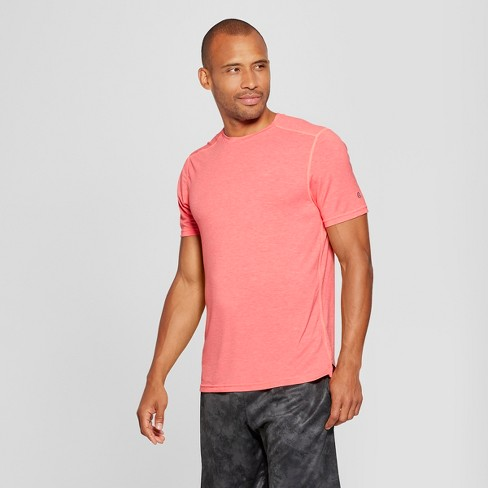 272570cf Men's Soft Touch Training T-shirt - C9 Champion® Coral Punch Heather ...