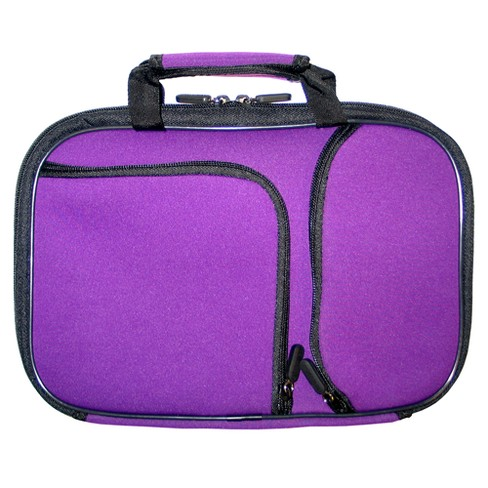 "PC Treasures 10"" PocketPro Netbook Case - Purple (07092) - image 1 of 1"