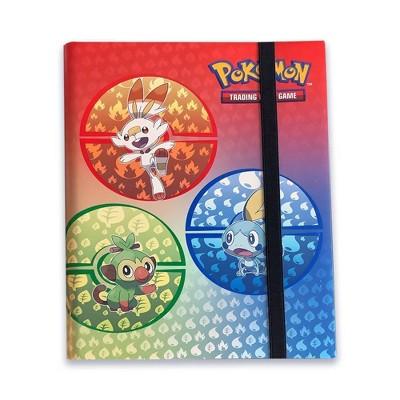 Ultra Pro Pokémon Sword & Shield Galar 9-Pocket Trading Card Pro Binder
