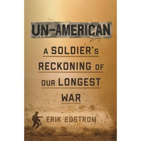 Un-American - by  Erik Edstrom (Hardcover) - image 1 of 1