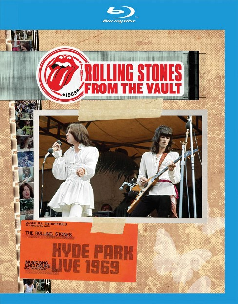 Rolling stones - From the vault:Hyde park 1969 (Blu-ray) - image 1 of 1