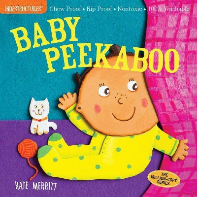 Baby Peekaboo ( Indestructibles)(Paperback)by Indestructibles, Inc