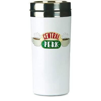 Friends Central Perk 15oz Stainless Steel Travel Mug