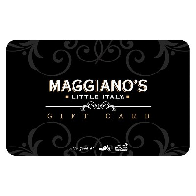 Brinker Maggiano's $25 (Email Delivery)