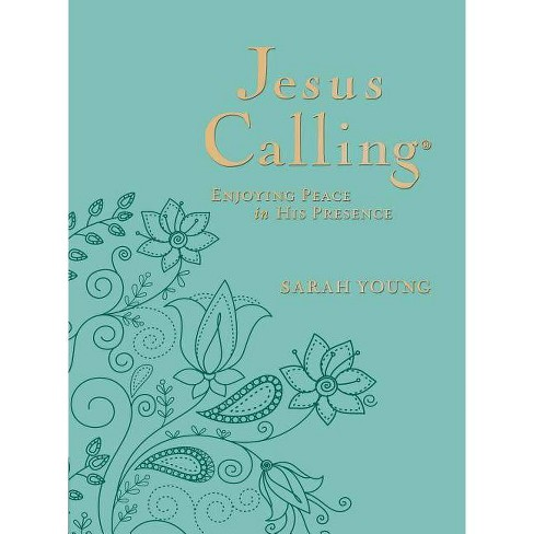 Jesus Calling : Enjoying Peace in His Presence (Paperback) (Sarah Young) - image 1 of 1