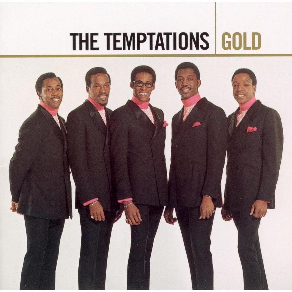 Temptations - Gold (CD), Pop Music
