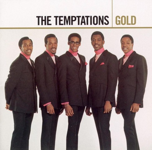 Temptations - Gold (CD) - image 1 of 2