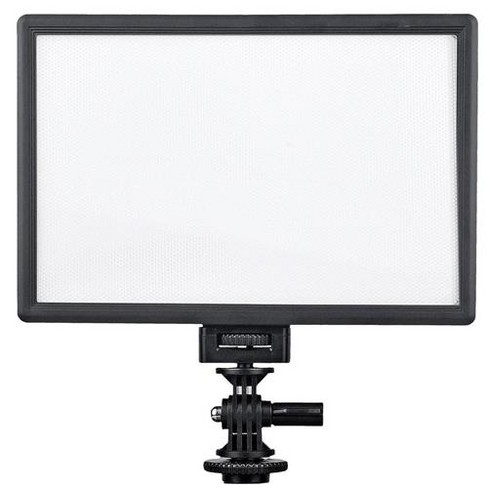 Viltrox L-116T On-Camera Bi-Color LED Light with LCD Display, 116 LED Lamp Beads - image 1 of 2