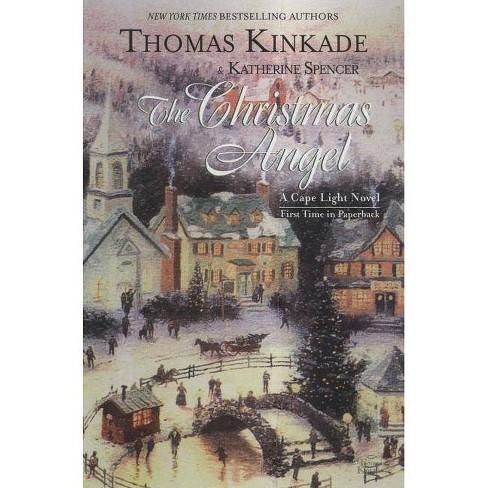 The Christmas Angel - (Cape Light Novels) by Katherine Spencer (Paperback)