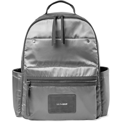 Skip Hop Skylar Diaper Bag Backpack - Gray