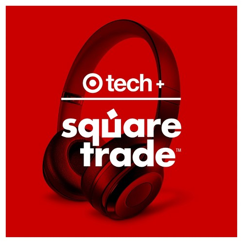 2 year Target + SquareTrade Headphones & Speakers Protection Plan with Accidental Damage Coverage ($50-74.99)