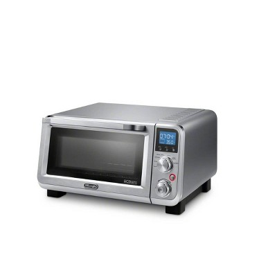 DeLonghi Livenza 0.5 cu ft. Digital Oven - Stainless Stee