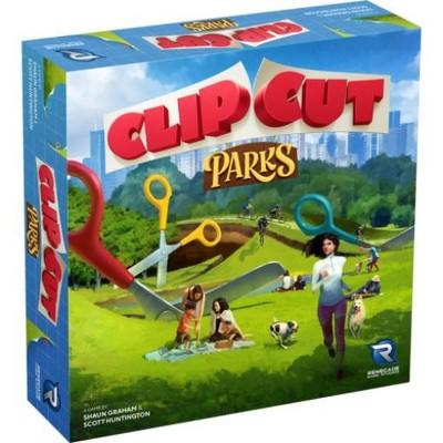 ClipCut - Parks Board Game