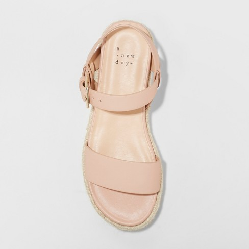 aa65df7f55b Women s Rianne Espadrille Ankle Strap Sandals - A New Day™. Shop all A New  Day