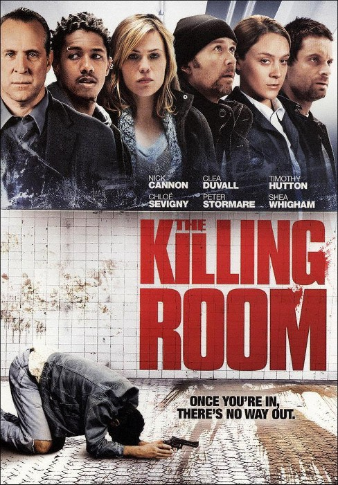 Killing room (DVD) - image 1 of 1
