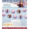 Frozen 2 7' Snowflake Birthday Party Banner - image 3 of 3