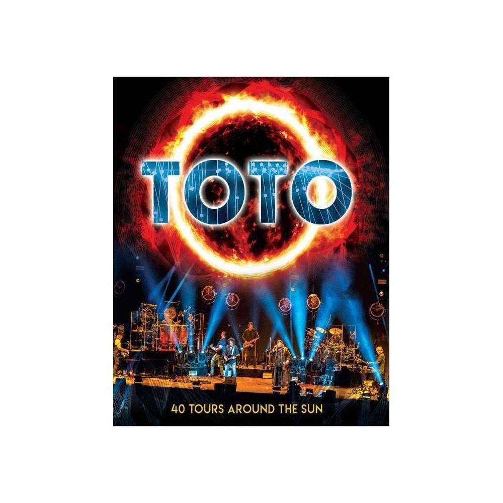 Toto 40 Tours Around The Sun Blu Ray 2019