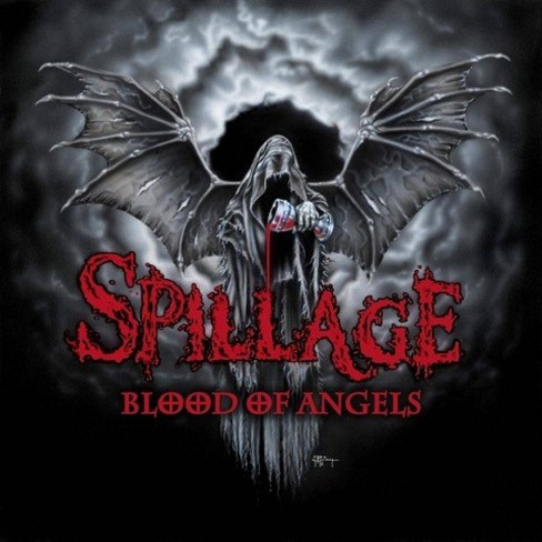 Spillage - Blood Of Angels (CD) - image 1 of 1