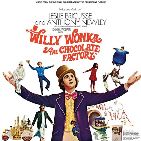 Various - Willy wonka/Chocolate factory (Ost) (Vinyl) - image 1 of 1