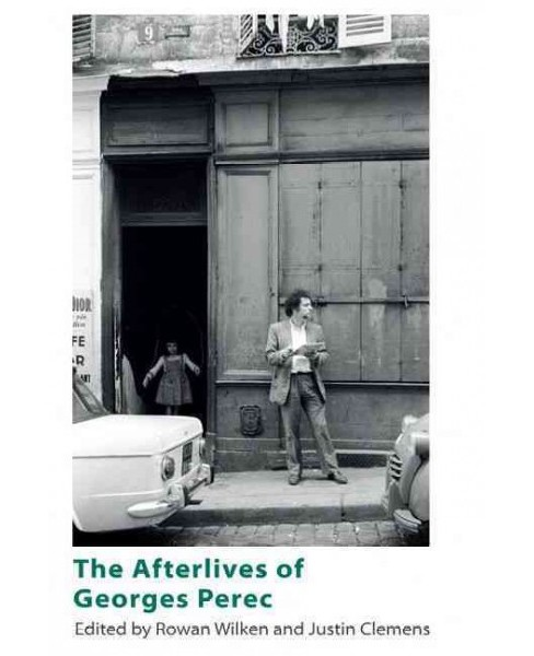Afterlives of Georges Perec (Hardcover) - image 1 of 1