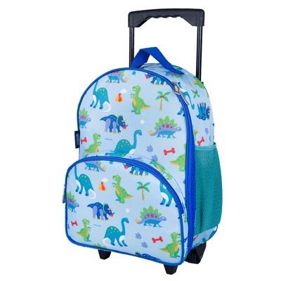 Wildkin Dinosaur Land Rolling Luggage