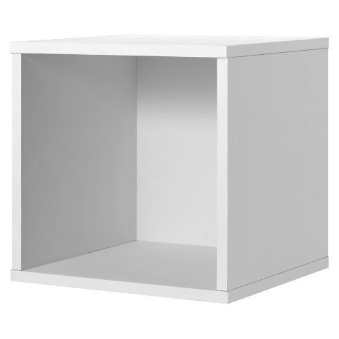 "Foremost Open Cube - White (15""W) - image 1 of 1"