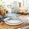 "10.6"" 4pk Stoneware Glazed Dinner Plates Cream - Threshold™ designed with Studio McGee - image 4 of 4"